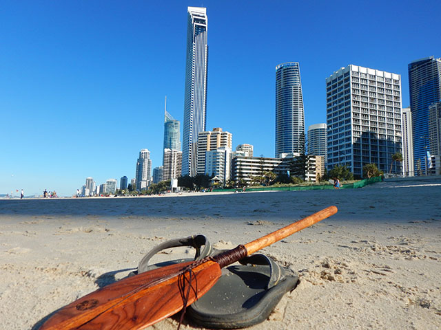 Feel the Sand Surfers Paradise Queensland