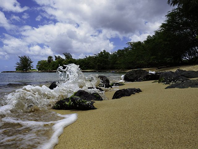 Beautiful Haleiwa Hawaii USA