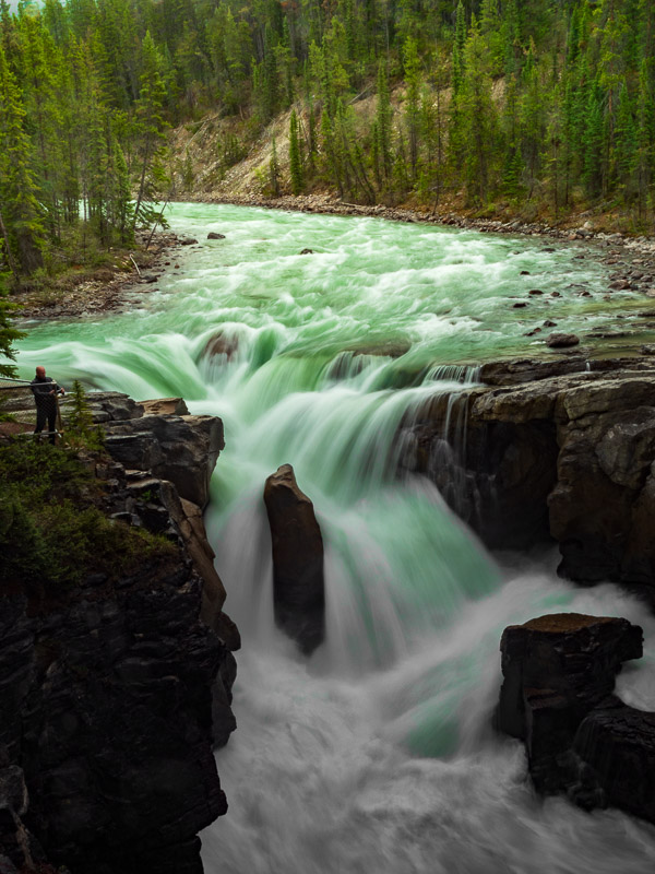sunwapta falls ultimate photographers guide